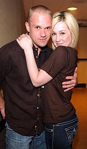 "Kelly Pickler and Husband Kyle Jacobs at ""Music City Keep On Playin'"" Benefit Concert"