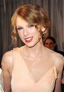 Taylor Swift-Peoples Choice Awards 2011-Getty Images