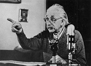 Einstein Lecture