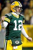 arron rogers-green bay quarterback-getty images