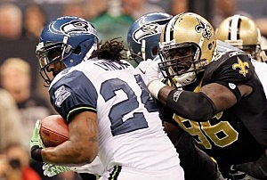 Seattle Seahawks v New Orleans Saints
