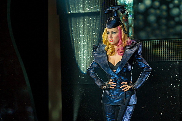A waxwork figure of Lady Gaga is unveiled at Madame Tussauds on December 8, 2010 in London, England.