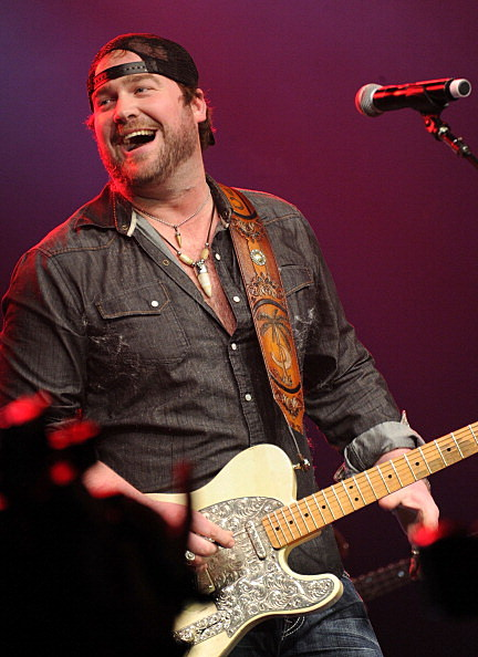 Lee Brice performs at the 2011 Country Radio Seminar - New Faces of Country Music Dinner and Performance co-sponsored by MDA and Country Aircheck at Nashville Convention Center on March 4, 2011 in Nashville, Tennessee
