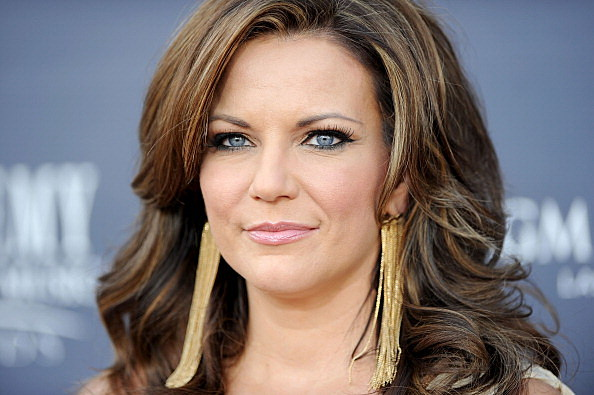Martina McBride  arrives at the 46th Annual Academy Of Country Music Awards