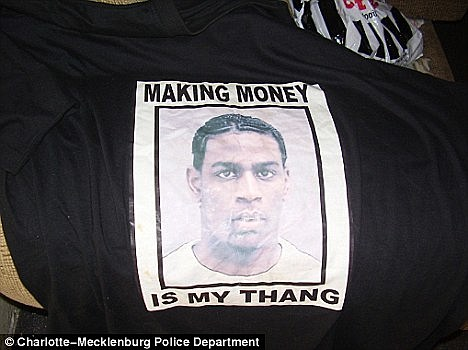 Making money is my thang, t-shirt