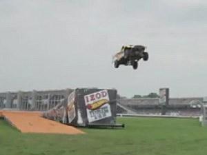 Hot Wheels World Record Jump
