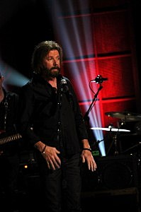 Ronnie Dunn performs during Music Builds: the CMT Disaster Relief Concert