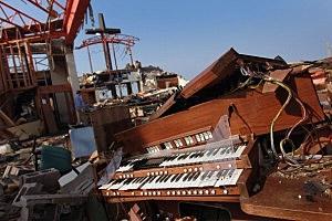 Overdue hurricane sites