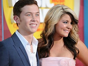 Scotty-McCreery-and-Lauren-Alaina