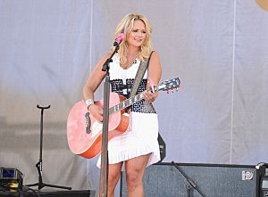 "Miranda Lambert Performs On ABC's ""Good Morning America"""