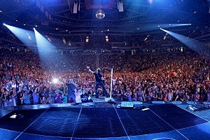 AT&T And Samsung Present Keith Urban Get Closer 2011 World Tour