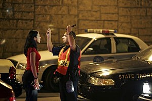 DUI Checkpoints During Holiday Season