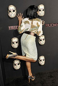 """Premiere of Warner Bros.' """"Friday The 13th"""" - Arrivals"""