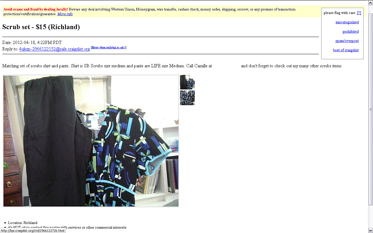 10 Strange Things For Sale in Tri-Cities on Craigslist ...