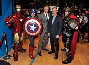 Avengers Secret Scene