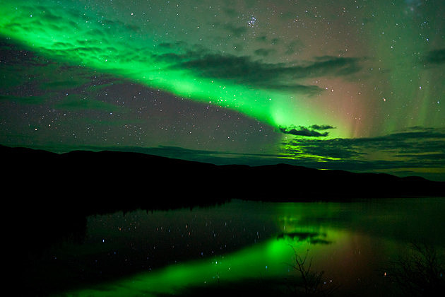 Aurora borealis likely visible tonight for Chance of seeing northern lights tonight