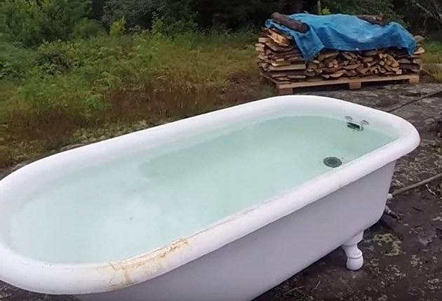 Bon Installing Backyard Bathtubs Is Incredibly Easy