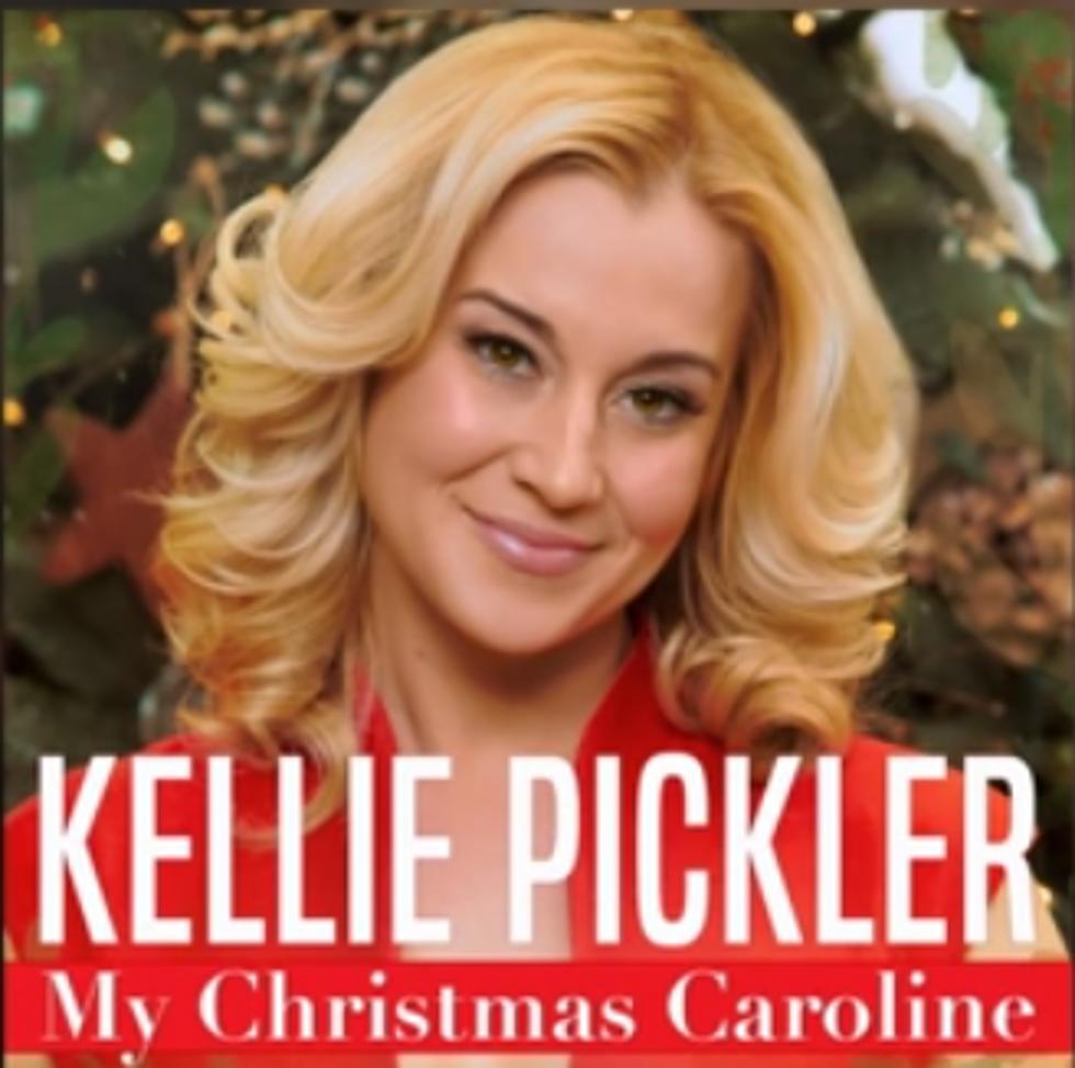 Kellie Pickler\'s New Christmas Song! [VIDEO]