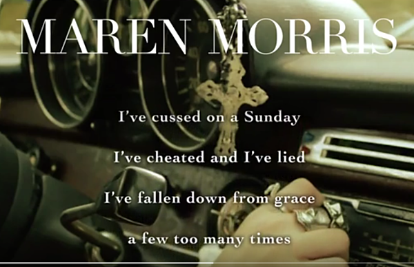 "Listen-Maren Morris ""My Church"""