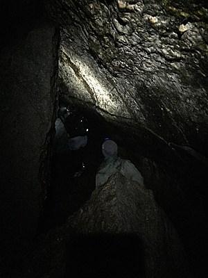 Ape Cave 1 Heidi