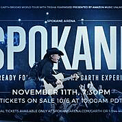 Garth Brooks Spokane